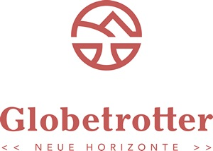 GLOBETROTTER LOGO PRIO02 GT ROT 300